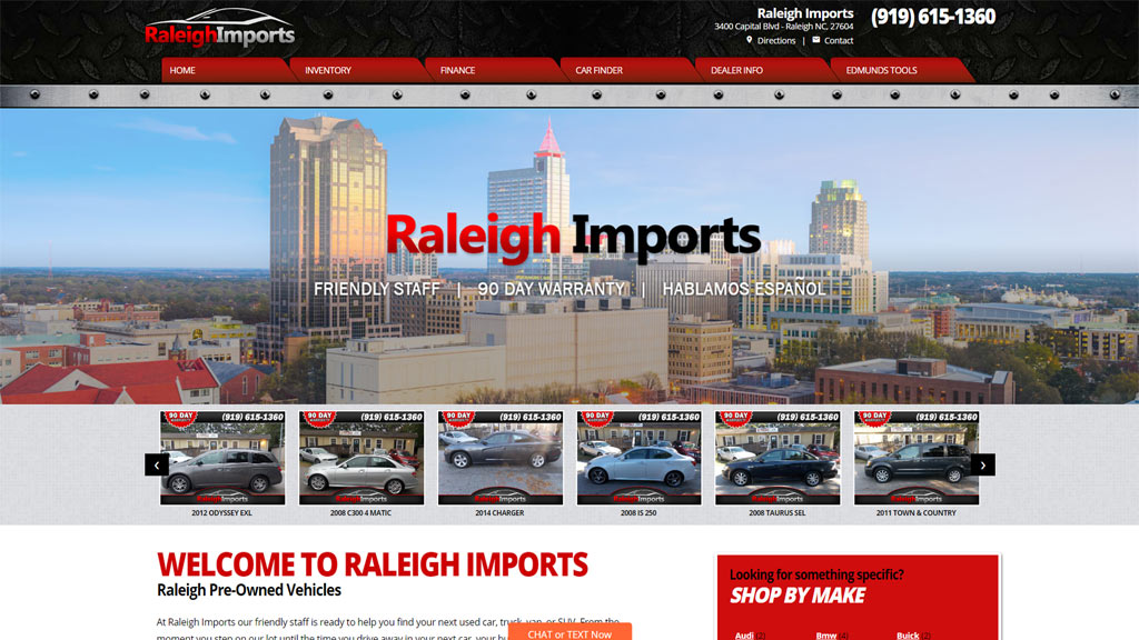 raleighimports-com