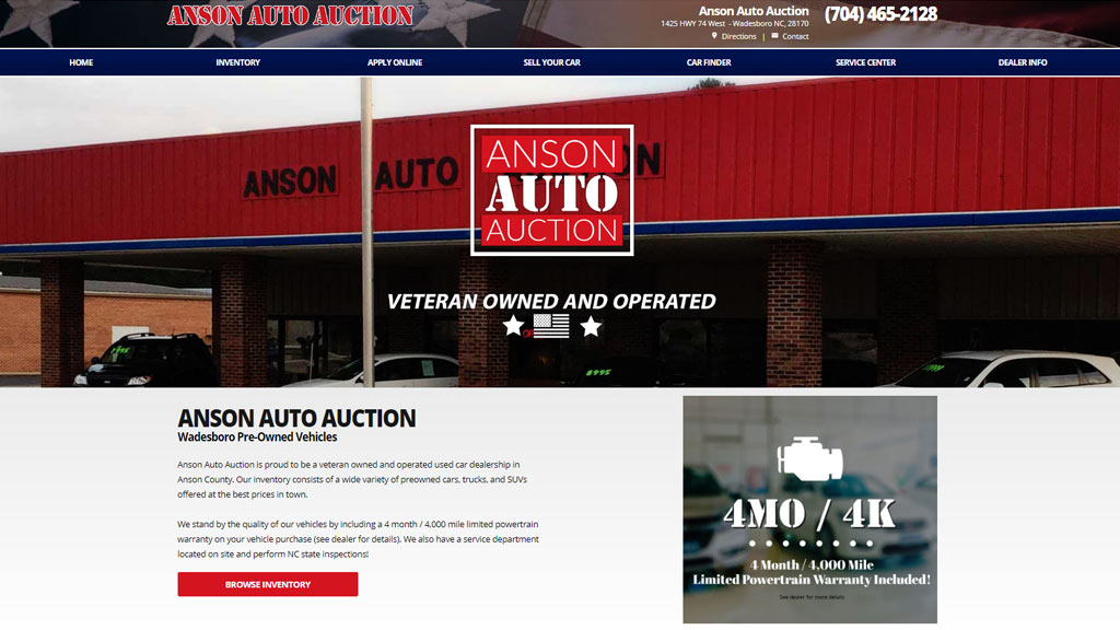 ansonautoauction-com